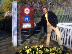 Parkanlage Planten und Blomen