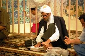 Moschee in Mashad
