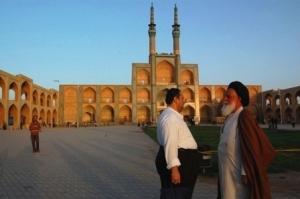 Fassadenbau in Yadz