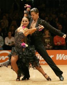 Latino-Tanz-Weltmeisterschaft in Nauders