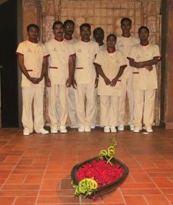 8 Heiler aus Kerala werken im neuen Ayurveda Center in Portoroz