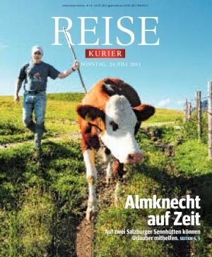 Cover im KURIER