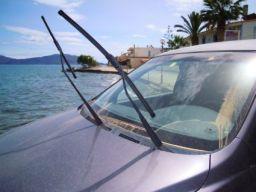 Griechische Mechanikerkunst zwingt Scheibenwischer wieder zum Reinigunsdienst