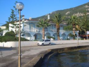 Hotel Manthos: Super Quartier im Nest Kalloni