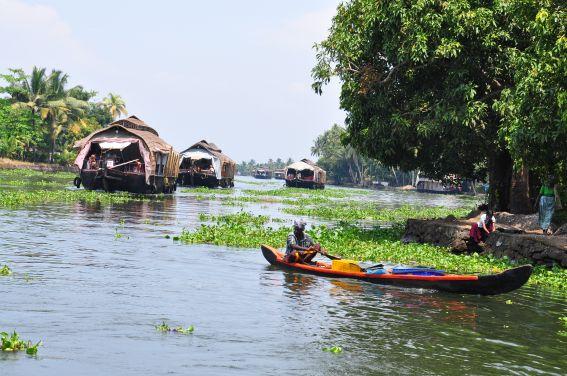 Indien Backwaters