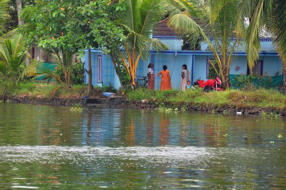Indien Backwaters_7
