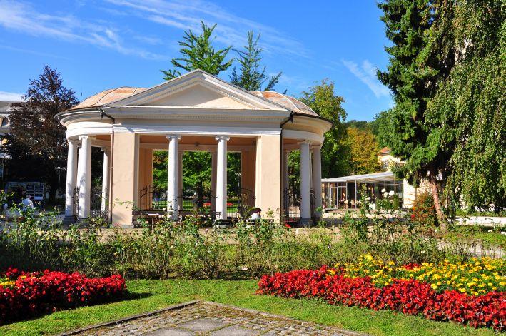 Pavillon Tempel