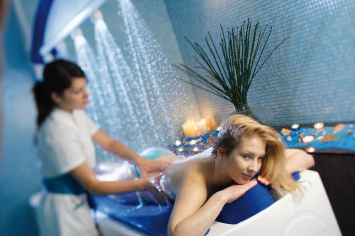 Vichy massage