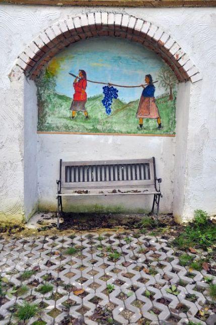 Kunst im Kellerbogen