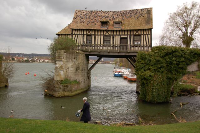 Alte Brücke in Giverny