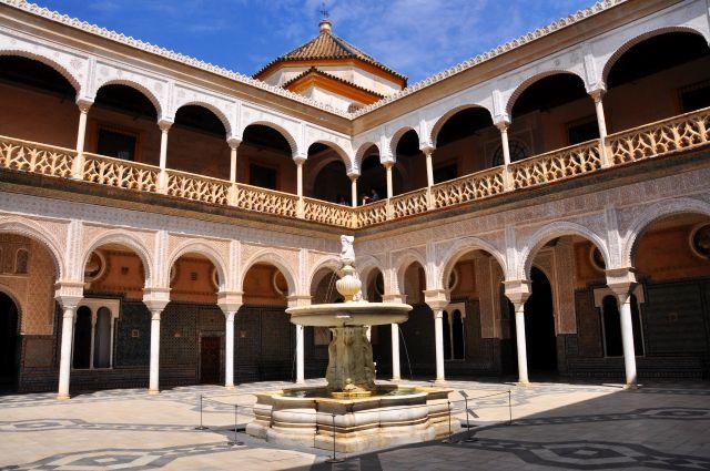 Innenhof Casa de Pilatos