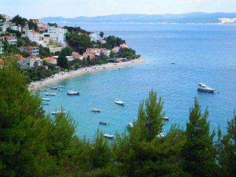 Makarska Riviera bei Baška Voda