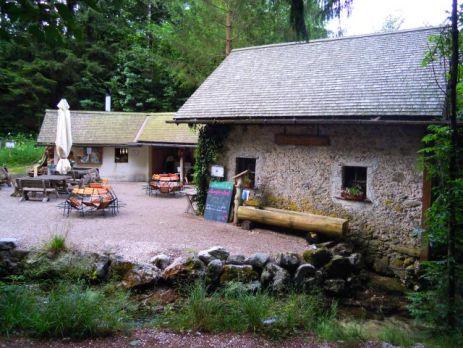Rumingmühle bei Fuschl
