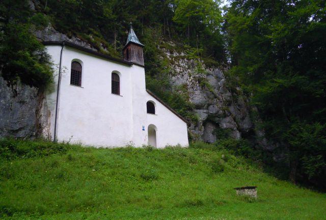 Einsiedlerkirche am Falkenstein