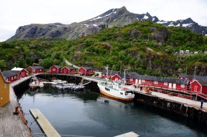 Fischerdorf Nusfjord