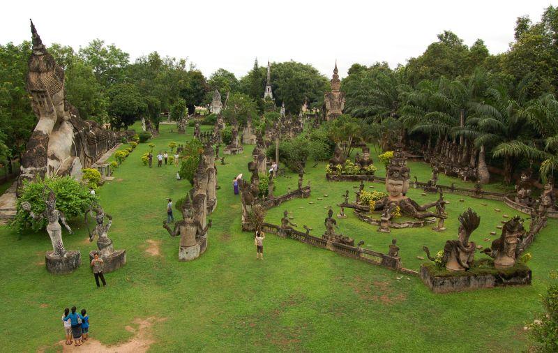 Buddahpark_1 Laos