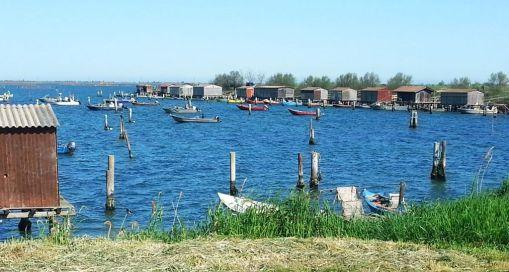 Fischerhütten bei Scardovari