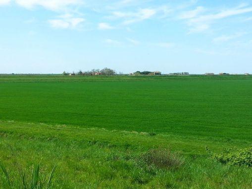 Landschaft am Radweg E3