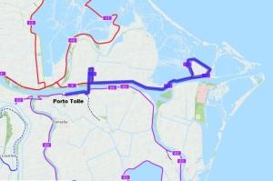 Tour 3 Porto Tolle - Pila
